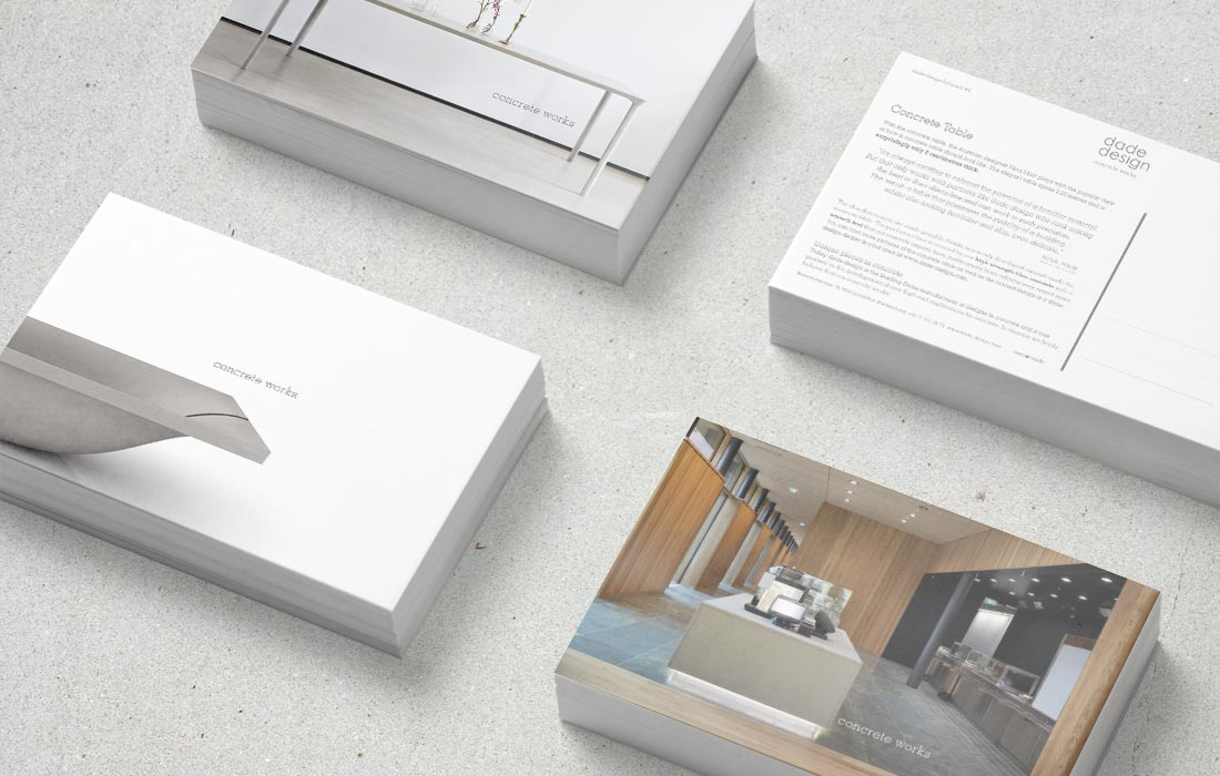 Projekt dade design – Martin Eiter –Agentur für Grafik und Corporate Design