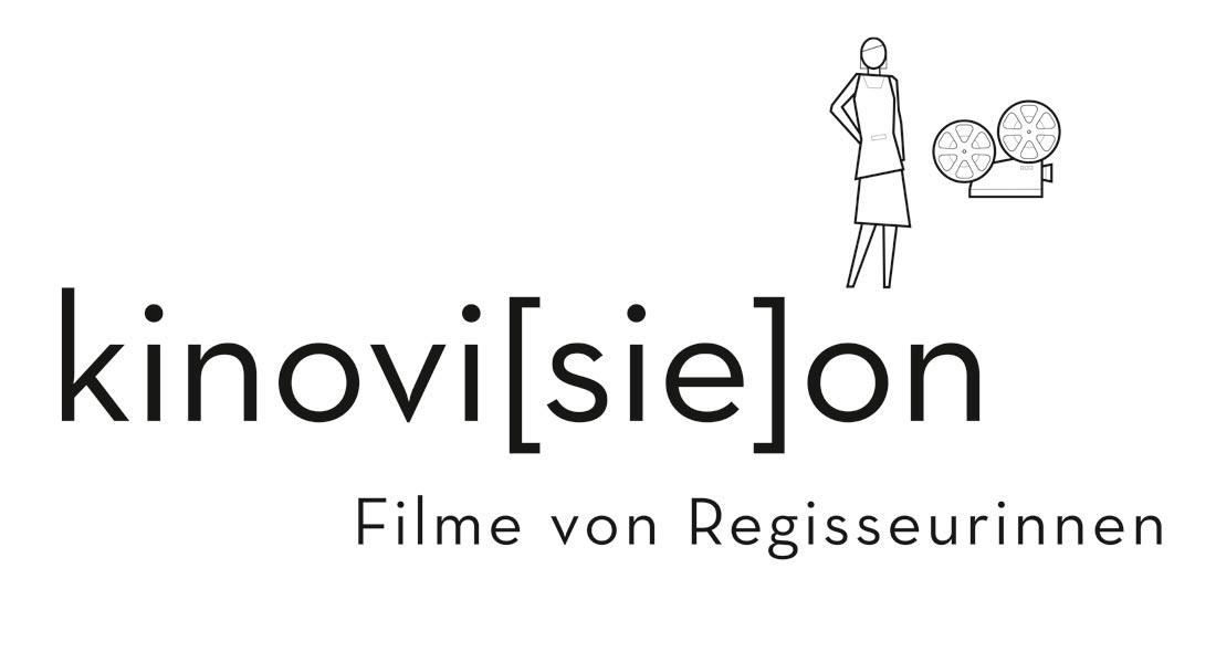 Logo –kinovie[sie]on – Martin Eiter –Agentur für Grafik und Corporate Design