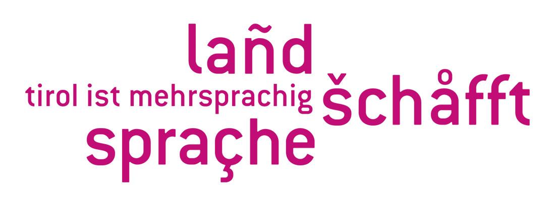 Logo – Projekt land.schafft.sprache – Martin Eiter –Agentur für Grafik und Corporate Design