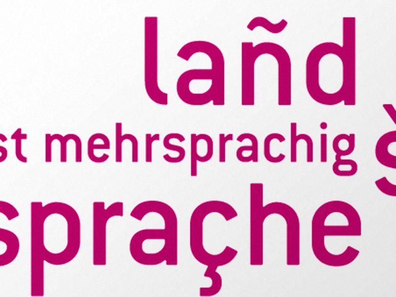Vorschaubild – Projekt land.schafft.sprache – Martin Eiter –Agentur für Grafik und Corporate Design