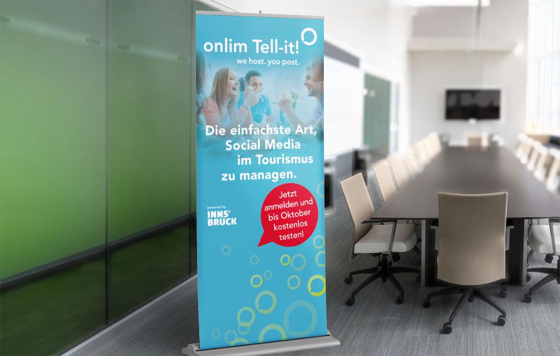 Projekt tell-it! – Martin Eiter –Agentur für Grafik und Corporate Design