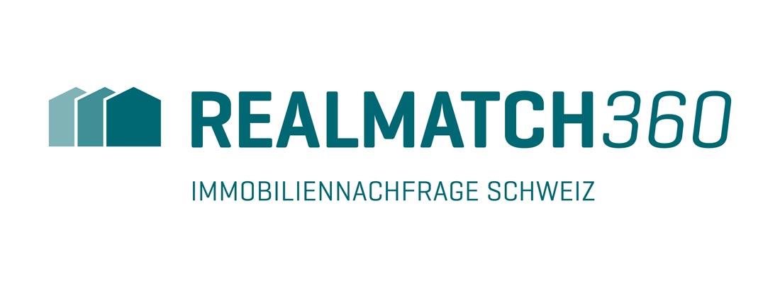 Logo – Projekt Realmatch360 – Martin Eiter –Agentur für Grafik und Corporate Design