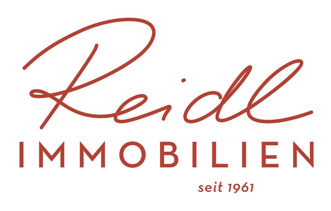 Logo – Reidl Immobilien – Martin Eiter –Agentur für Grafik und Corporate Design